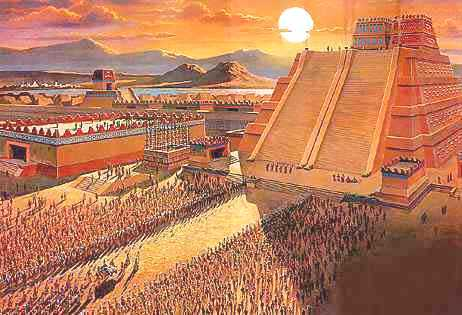 the main aspects of the aztec civilization Inca and aztec empire (political, economic, religious, social the main classes in incan society were the ruling elites aztec empire political the aztecs.