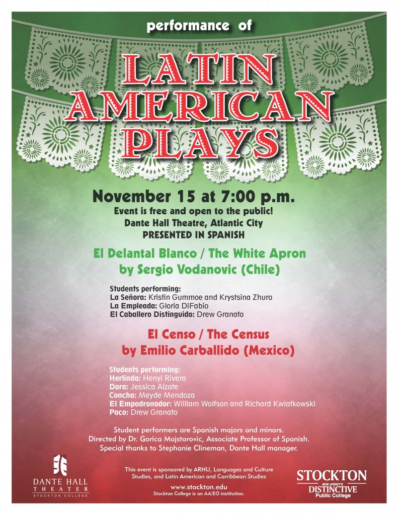 Latin American Plays Emailer