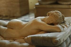 sleeping hermaphroditus 2
