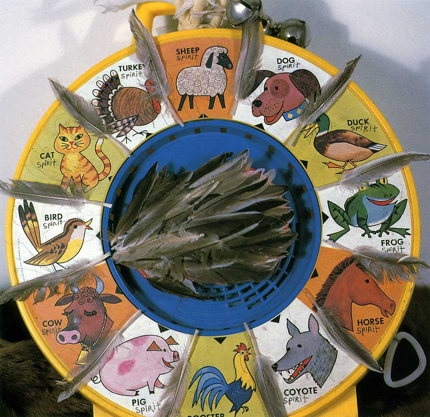 """Animal Spirit Channeling Device for the Contemporary Shaman"" by John Feodorov (www.johnfeodorov.com)"