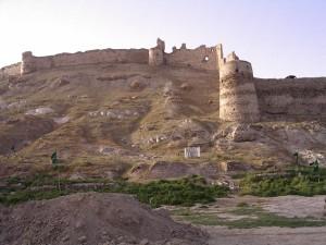 Kabul 2003 Bala Hissar